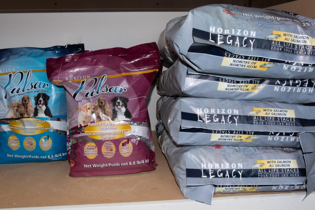 Horizon Brand Dog Food