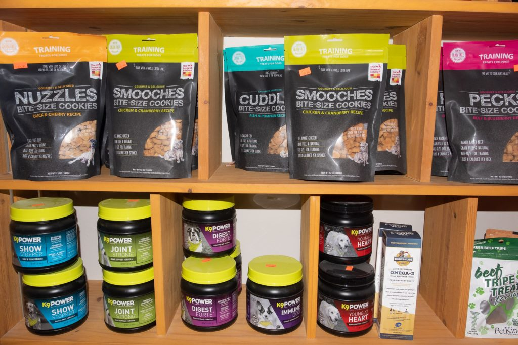 Dog Treats and Supplements